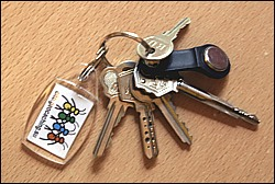 CITO-брелок для ключей