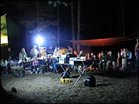 Лесной кинотеатр / фото: ChepSer