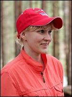 Марина, эколог из Луховиц / фото: ChepSer
