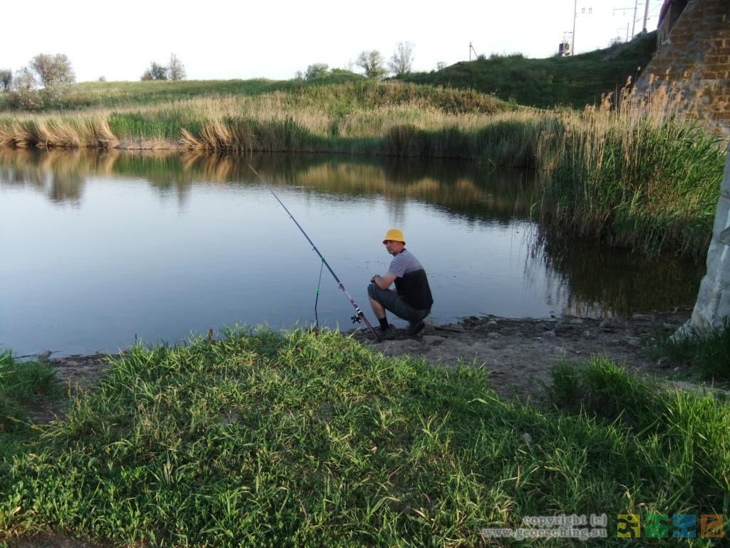 рыбалка в районе сала