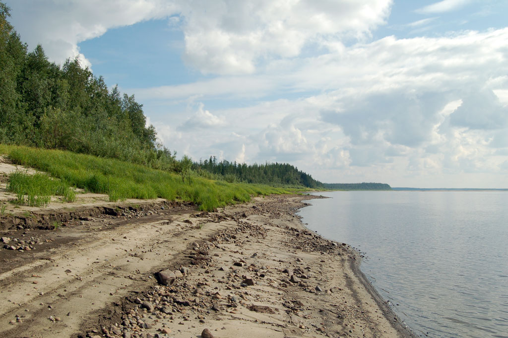 рыболовный тур на реку таз