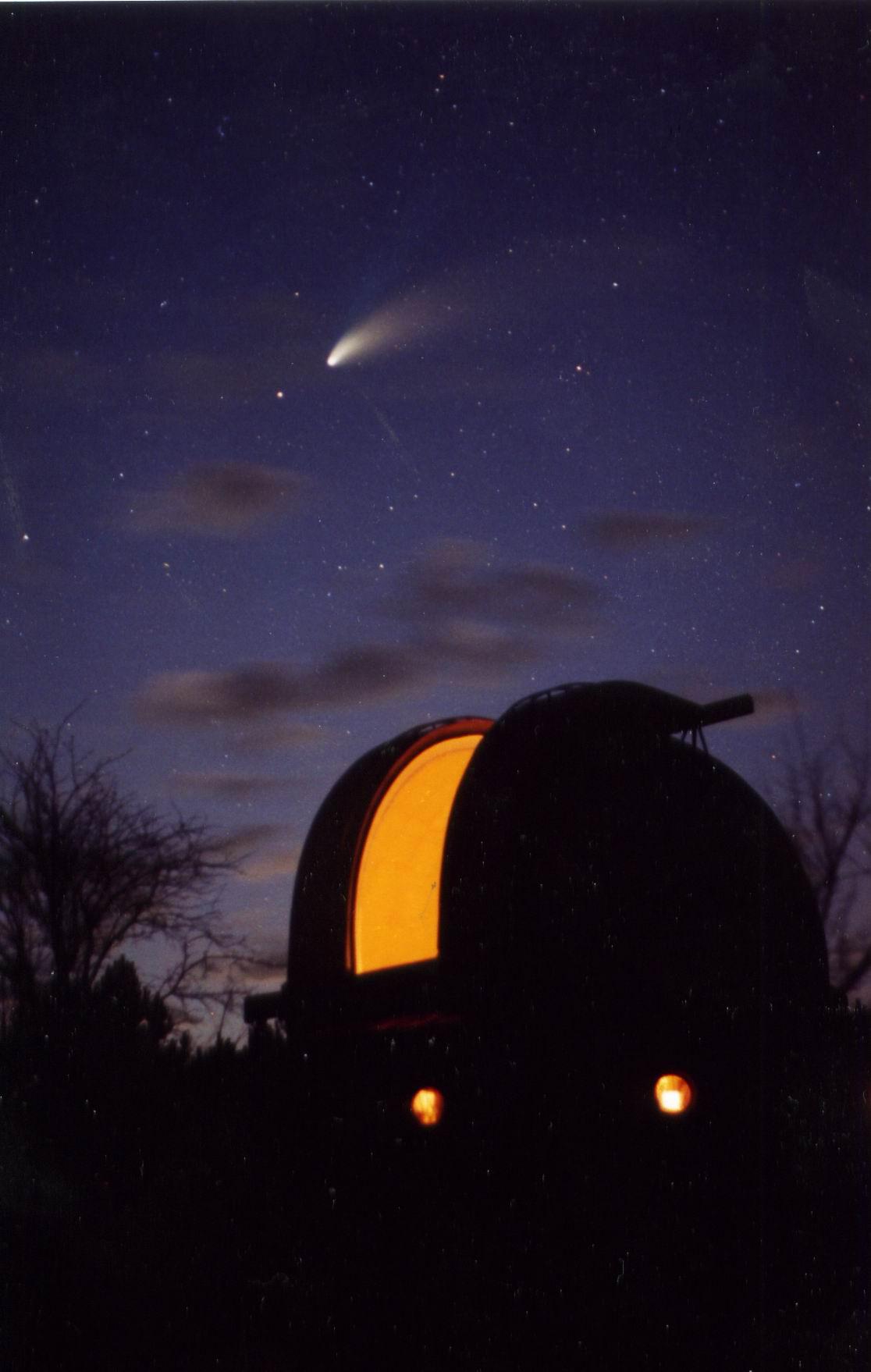 Комета, наблюдения в Крымской астрофизической обсерватории, Научное