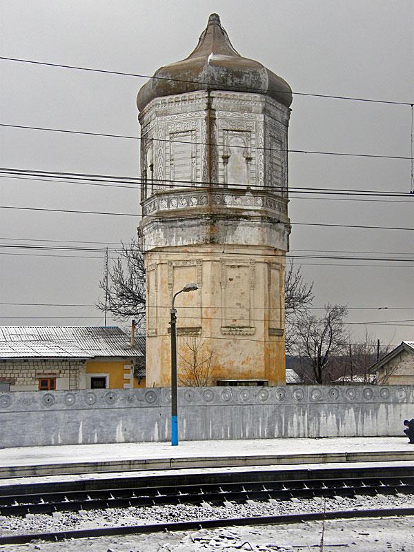 Башня в Почтовом 14536