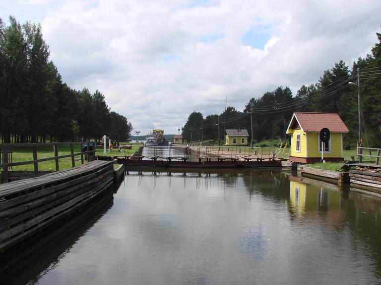 Все о строительстве канала топорня
