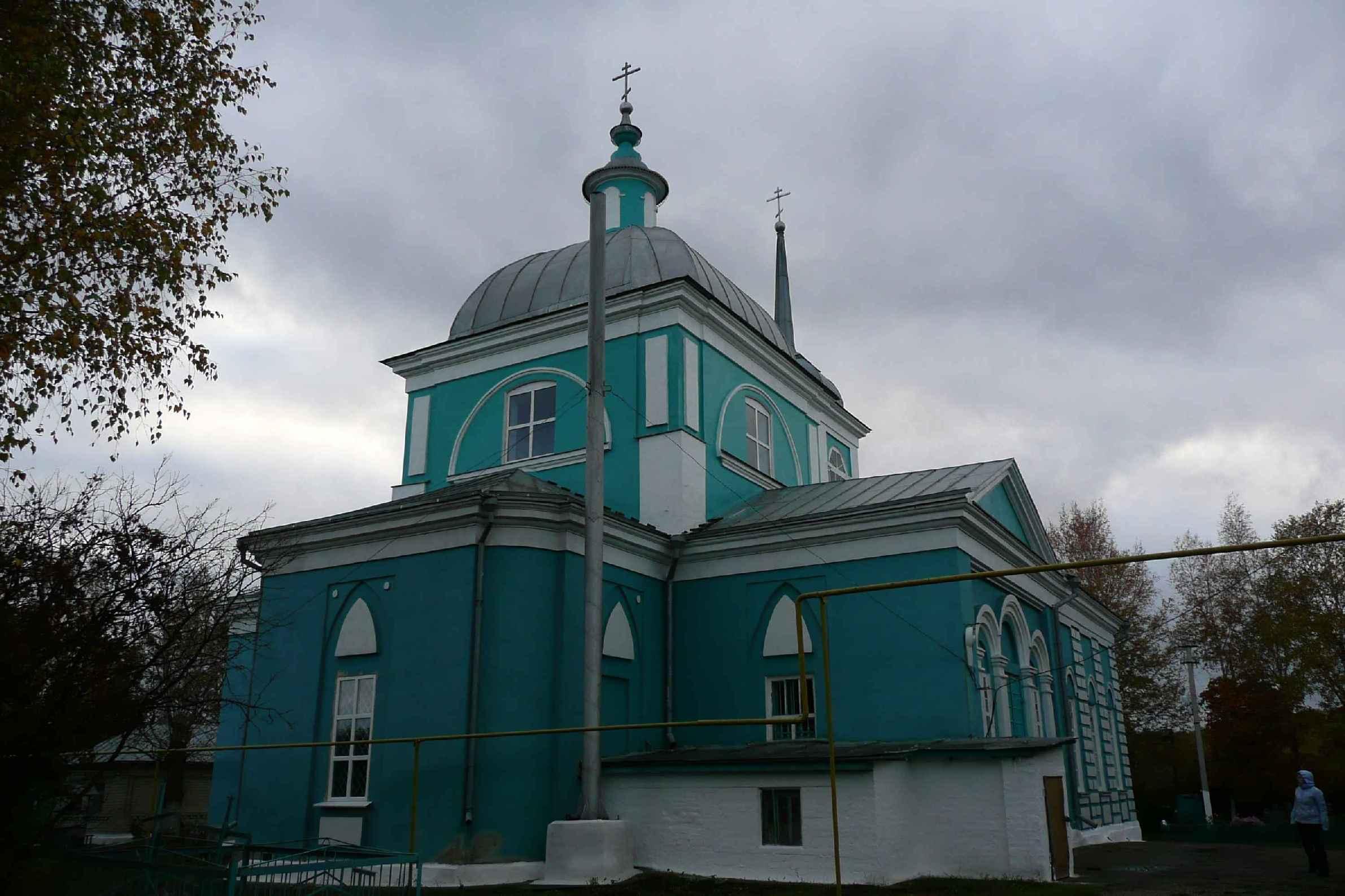 Храм покрова пресвятой богородицы в оренбурге 8 фотография