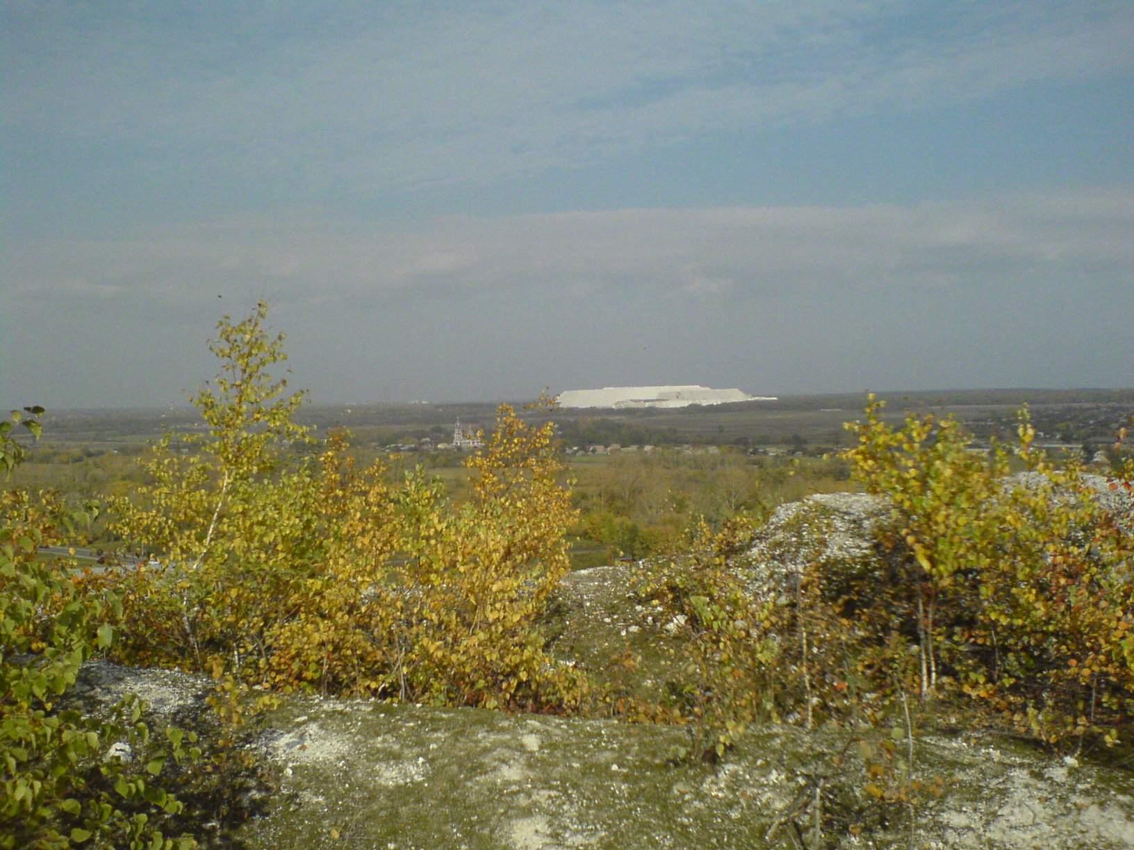 Белая гора продолжение зеленой горы