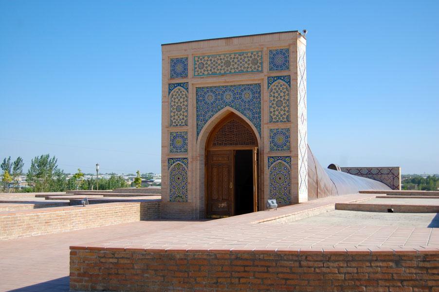 обсерватория улугбека. фото