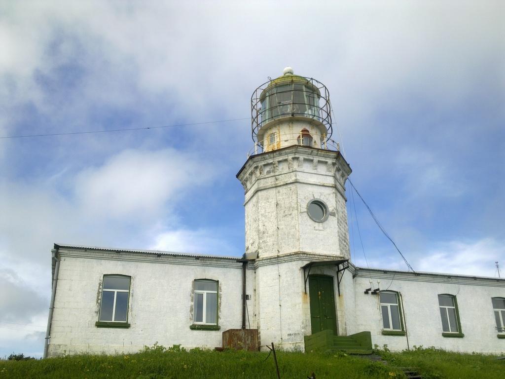 маяк красный партизан советская гавань фото