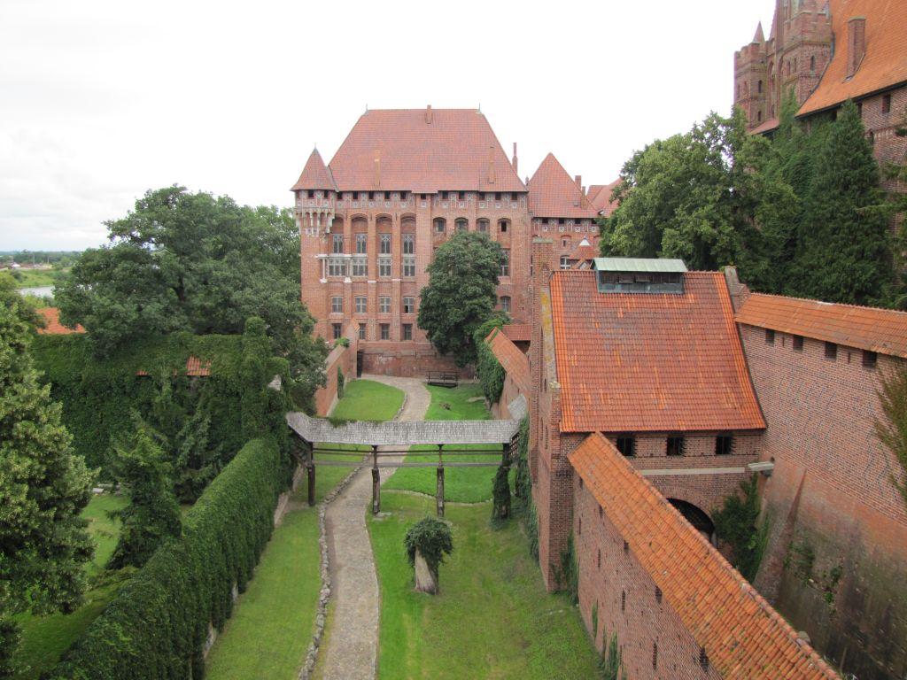Замок Мариенбург в Польше - LifeGlobe net