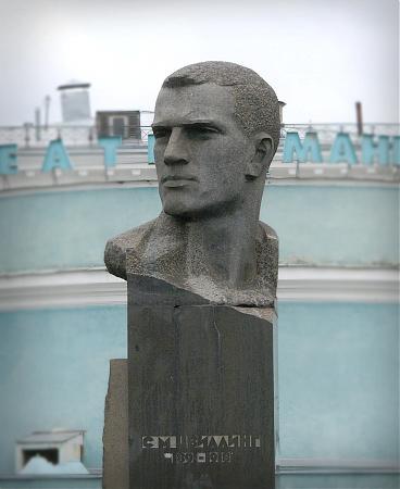 Памятник цвиллинга челябинск памятников на кладбище цена изготовление