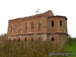Остов Спасской церкви